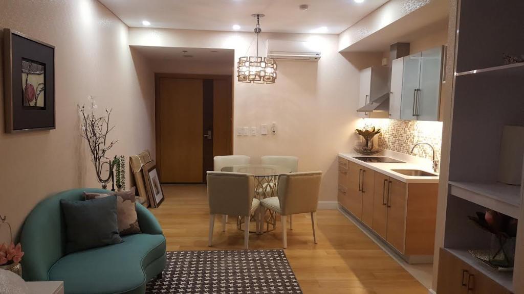 Интерьер квартиры-студии 37 м.