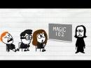 Гарри Поттер и философский камень за полторы минуты