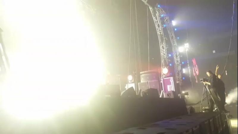 Криоген / криоэффект / Мелафон Спецэффекты / Казань / Руки Вверх