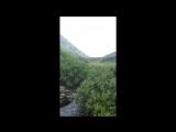 Ecco тропа 2017 Лагерь Холодный, Бзерпинский карниз, семи- озерье Дзитаку 3