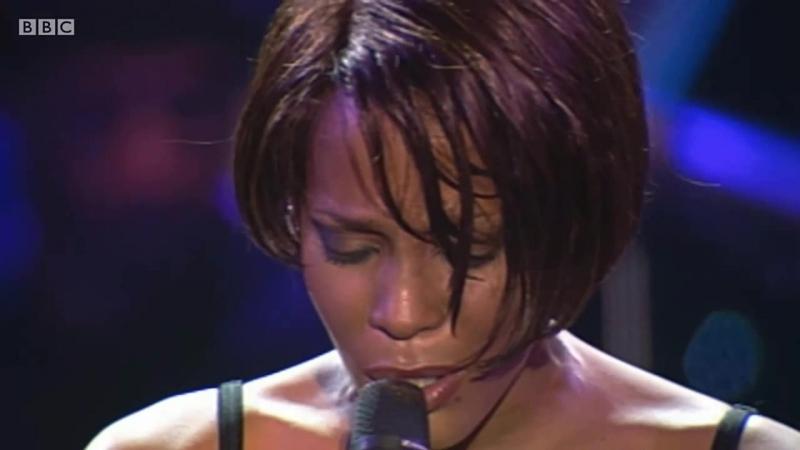 Whitney Houston - I will always love you - 1999 - HD Rare