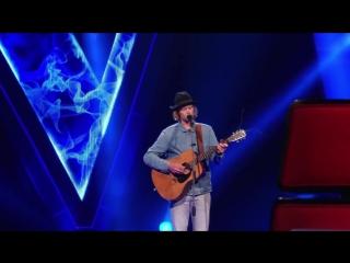 Jim van der Zee - Amar Pelos Dois _ The voice of Holland _ The Blind Auditions _ Seizoen 8