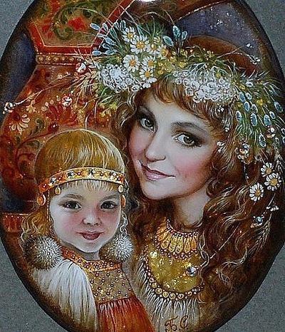 Наталья Ефарова