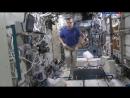 Полет Д Медведева в космос Прямое включение с МКС