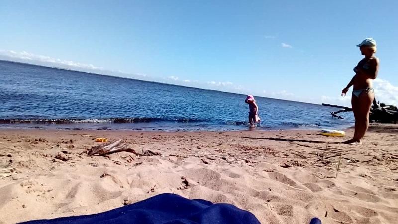 ижора пляж