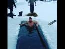 Зимний купальный сезон открыт в Аккиреево!