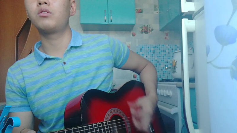 Gitar cover by Lost Frequencies- Reality