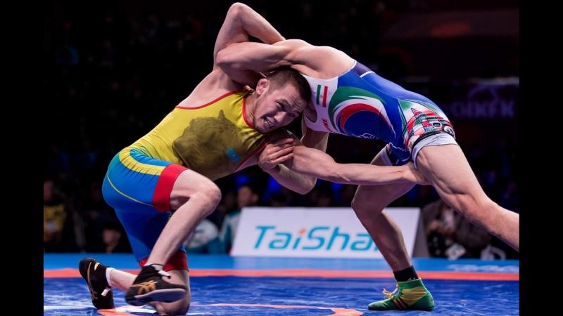 Artas Sanaa Champion of Asia 2018