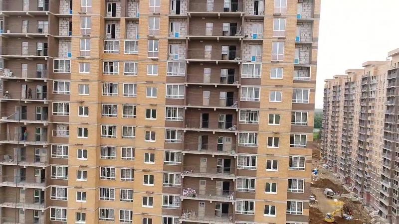 ЖК ПРИГОРОД ЛЕСНОЕ. Квартиры от 2,1 млн.-- Юг Московской области. Молоково_HD.mp4