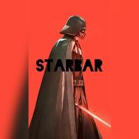 Логотип STAR BAR / ЗВЕЗДНЫЙ БАР / САМАРА