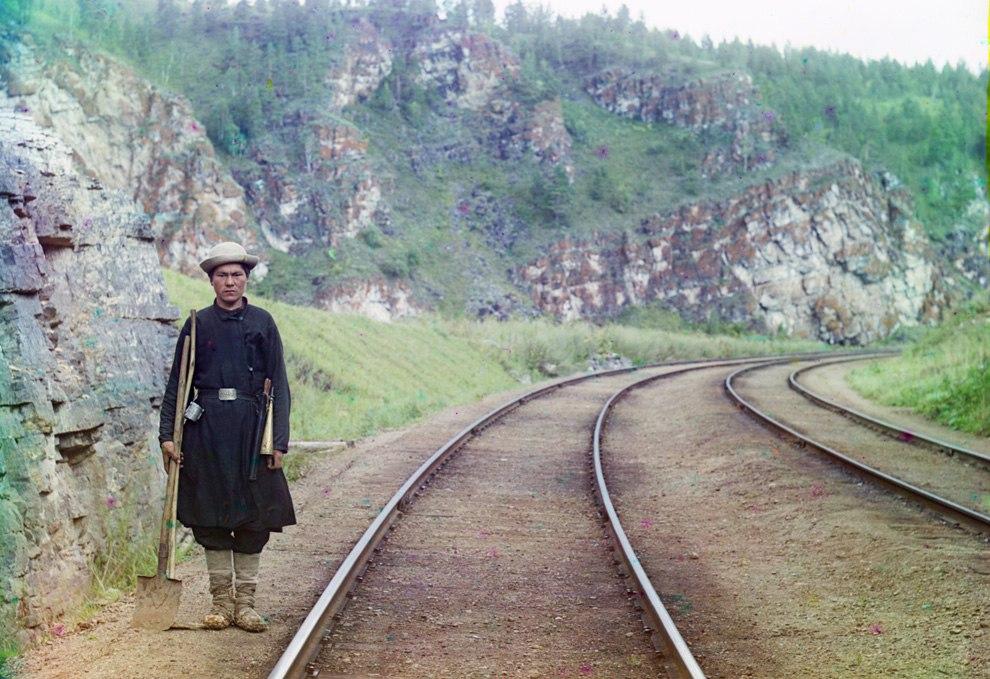 YMFS7PHe9Oc - Родина Сергея Прокудина-Горского: Российская империя в цвете