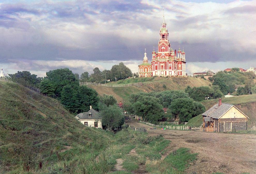 fMhS8Yx5KIY - Родина Сергея Прокудина-Горского: Российская империя в цвете