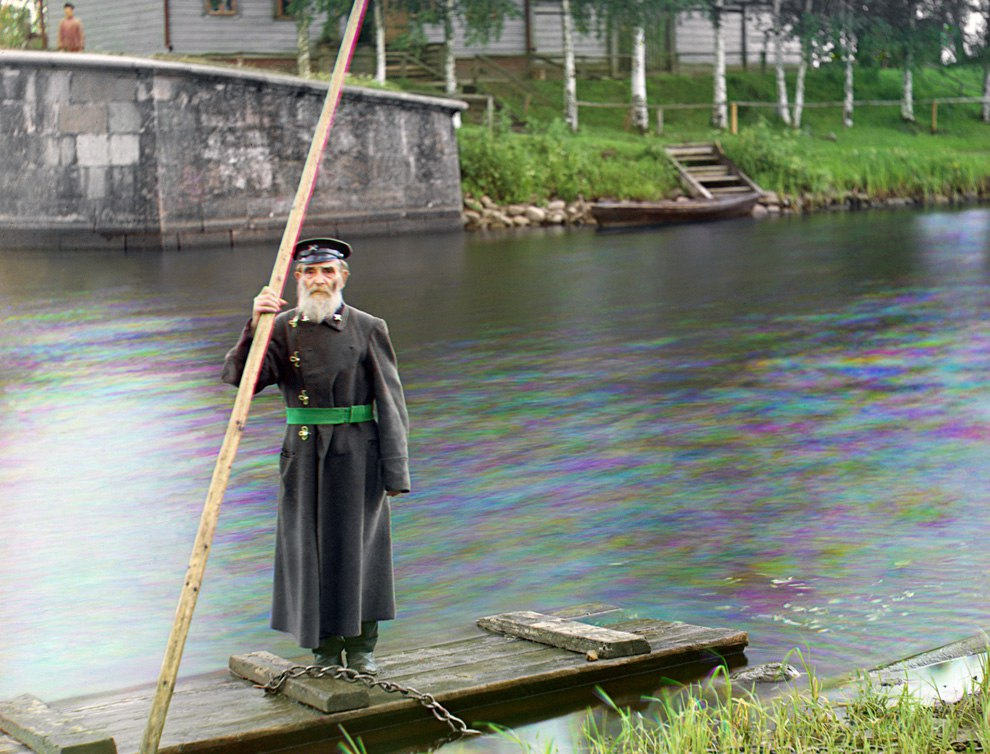 Gz6reR ACVo - Родина Сергея Прокудина-Горского: Российская империя в цвете