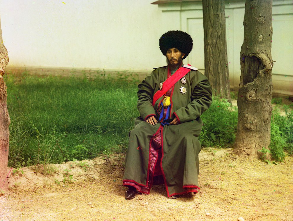 VxwjbsZTmng - Родина Сергея Прокудина-Горского: Российская империя в цвете
