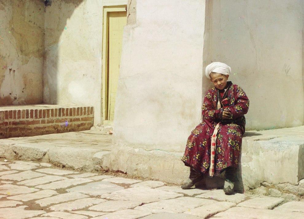 Pqoxn9p4bVw - Родина Сергея Прокудина-Горского: Российская империя в цвете