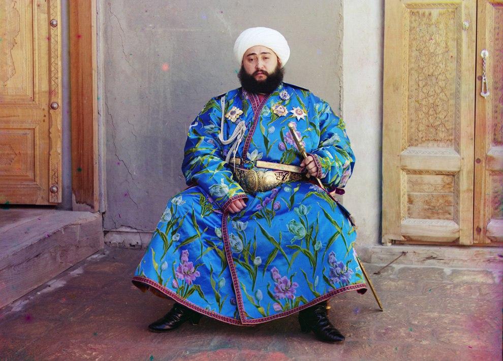 0Xn0n7qfr7M - Родина Сергея Прокудина-Горского: Российская империя в цвете