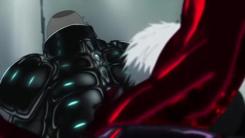 Момент из 5 серии аниме Токийский гуль √A / Tokyo Ghoul 2