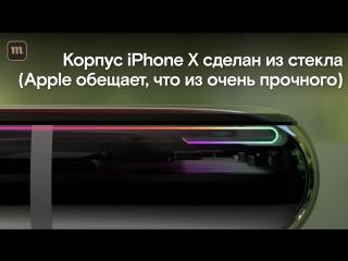 Юбилейный iPhone X