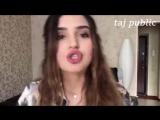Мадина Басаева (научит вас как себя вести таджики )