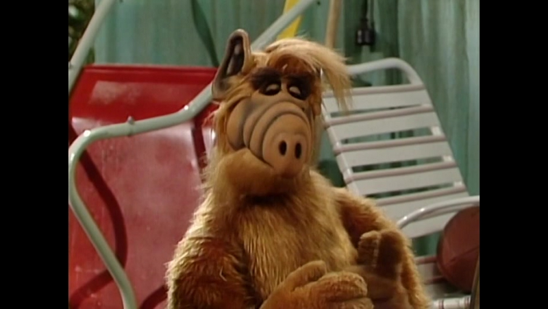 Альф / ALF. Сезон 2. 16 серия. Нам так жаль, дядя Альберт (Episode 16. We're So Sorry, Uncle Albert)