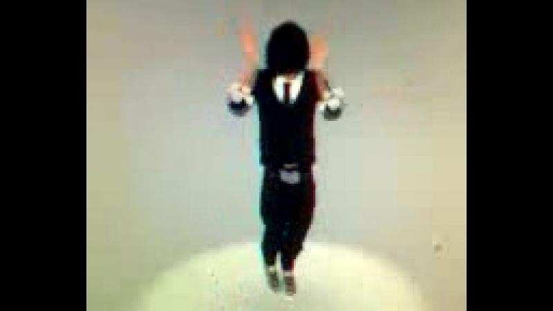 Перс танцует в имву