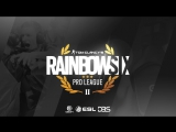 Rainbow 6 Pro League. Sno0ken Knows vs Supremacy | ARES vs Millenium