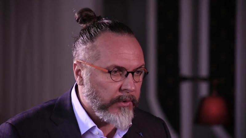 Юрий Грымов в авторской программе Татьяны Таскаевой Лидеры перемен