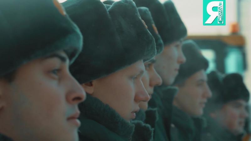 Ноябрьск. Ракетные войска уезжают в Новосибирск