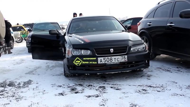 I этап GT-Зимник 2017 (14.01.2017, Шелехов, Auto Usolie Life)