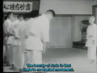 Защита от бросков в дзюдо Кьюзо Мифуне 10 дан дзюдо Кодокан