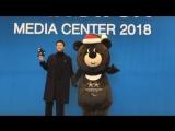 10.03.2018 пресс-конференция в поддержку паралимпийских игр