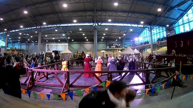 DarkRiver - Рейнеке-театр - Рекон 2018 СПб_Оружейная_Башня