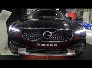 2018 Volvo V90 Cross Country - Exterior And Interior Walkaround - 2018 Quebec Auto Show