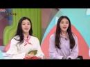 Show 170403 PRISTIN Kyulkyung Xiyeon @ Hello Counselor Ep.319 рус.саб