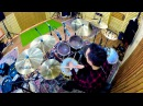 Glorious (remix) by Ales Sobol drum cover.