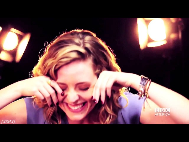 Evelyne Brochu | 'not that i'm that cute and soft'