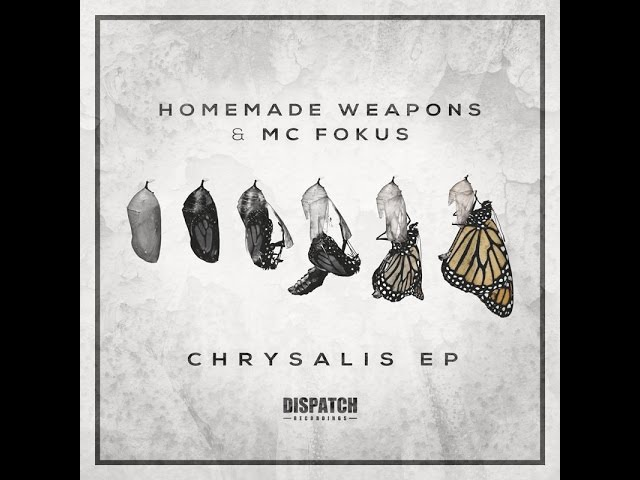 Homemade Weapons MC Fokus - Chrysalis (Instrumental) - DIS102