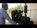 50 Kw Electricity Generation from Biogas using Cow Dung 1000 cubic meter Bio gas DigesterPerf