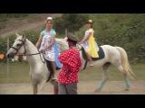 Конный Клуб Золотая подкова - день посёлка Рейник