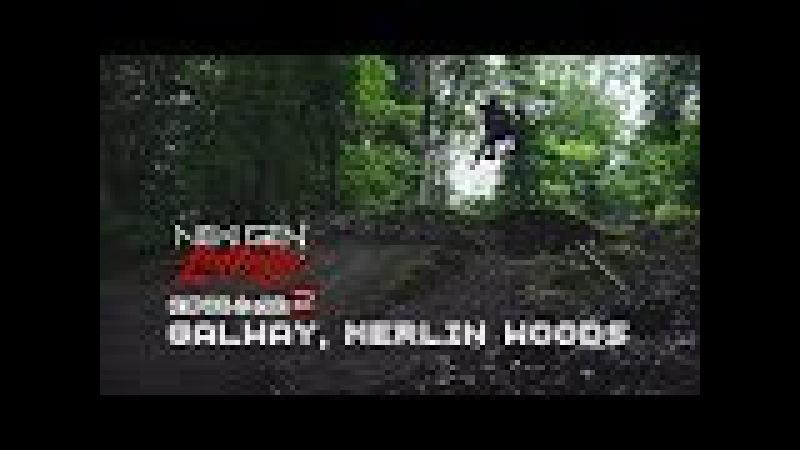 NewGenLullaby - episode 2 - GALWAY, MERLIN WOODS - 2 sketchy THREES