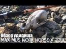 Обзор удилища Maximus Work Horse-X 22UL