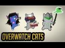 カツパレード - 'Katsuwatch Parade' - Overwatch but with Cats