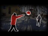 ВОРКАУТ ТРЕНИРОВКА В ДОМАШНИХ УСЛОВИЯХ НА ВСЕ ГРУППЫ МЫШЦ / Тренируемся в мороз на улице