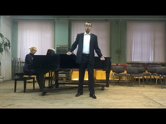 Песня Варяжского гостя. Дмитрий Серебряков