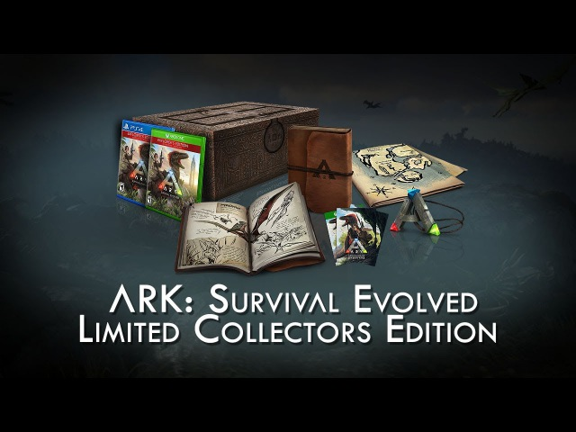 ARK Survival Evolved Pre-Order Trailer!