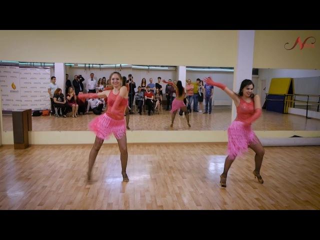 Шоу номер от ТД Пандора самба Бурлеск Miss and Mister Dance Siberia 2018
