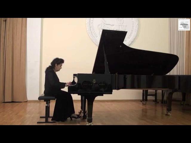 Д.Скарлатти. Шесть сонат: D-dur,d-moll,G-dur,c-moll,e-moll,f-moll.Тамара Русанова (фортепиано)