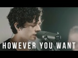 However You Want // Jesus Culture // New Song Cafe