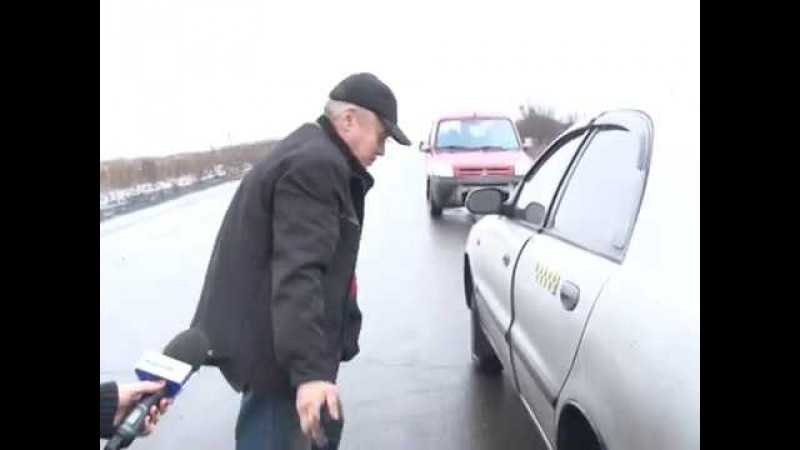 ГТРК ЛНР СПЕЦРЕПОРТАЖ ДОРОГИ 18 января 2018