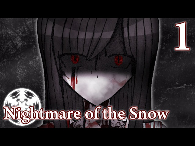 Nightmare of the Snow - Chilling Horror Game (RPGMaker), Manly Let's Play Pt.1